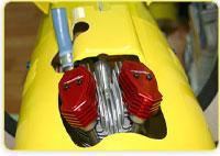 Esprit Tech/Model 1 321 729 4287 - Gas Engines, Parts & Fuel Accessories