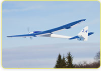 F5J/ALES/LMR Electric Sailplanes