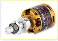AXi Brushless Motors (Model Motors)