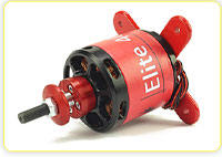 Esprit Brushless Motors Elite HD Outrunner (1250W - 6250W)