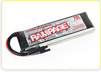 Thunder Power 25C - 70C Li-Poly Batteries