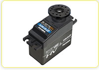 Futaba Brushless Servos