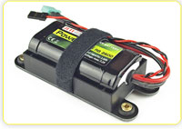 Transmitter and Receiver Battery Packs