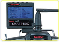 Graupner HoTT Data Recorders, Telemetry Systems