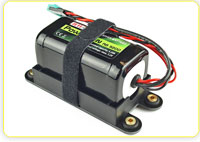 Jeti Transmitter and Receiver Battery Packs