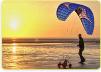 Paraglider Combo Packages (Paramotors)