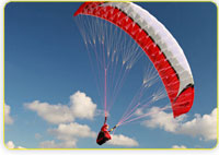 Soaring Paraglider Combo Packages