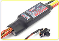 Sailplane Brushless Speed Controllers (ESC)