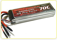 Thunder Power 25-70C Li-Poly Batteries (Liquidation Sale)