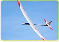 Ready To Fly, Receiver Ready & MRx-R Sailplanes