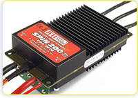 Jeti Spin Pro Brushless ESCs with Telemetry